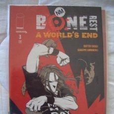 Cómics: BONEREST #3 (IMAGE, 2005). Lote 137486154