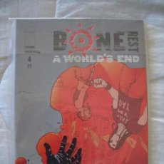 Cómics: BONEREST #4 (IMAGE, 2005). Lote 137486198