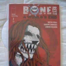 Cómics: BONEREST #7 (IMAGE, 2006). Lote 137486270