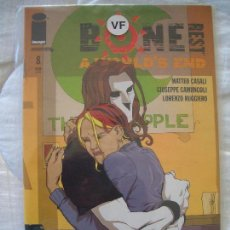 Cómics: BONEREST #8 (IMAGE, 2006). Lote 137486302