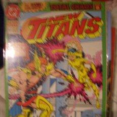 Cómics: TEEN TITANS #92 (DC, 1992). Lote 137503326