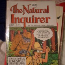 Cómics: THE NATURAL INQUIRER (FANTAGRAPHICS, 1989). Lote 137503442
