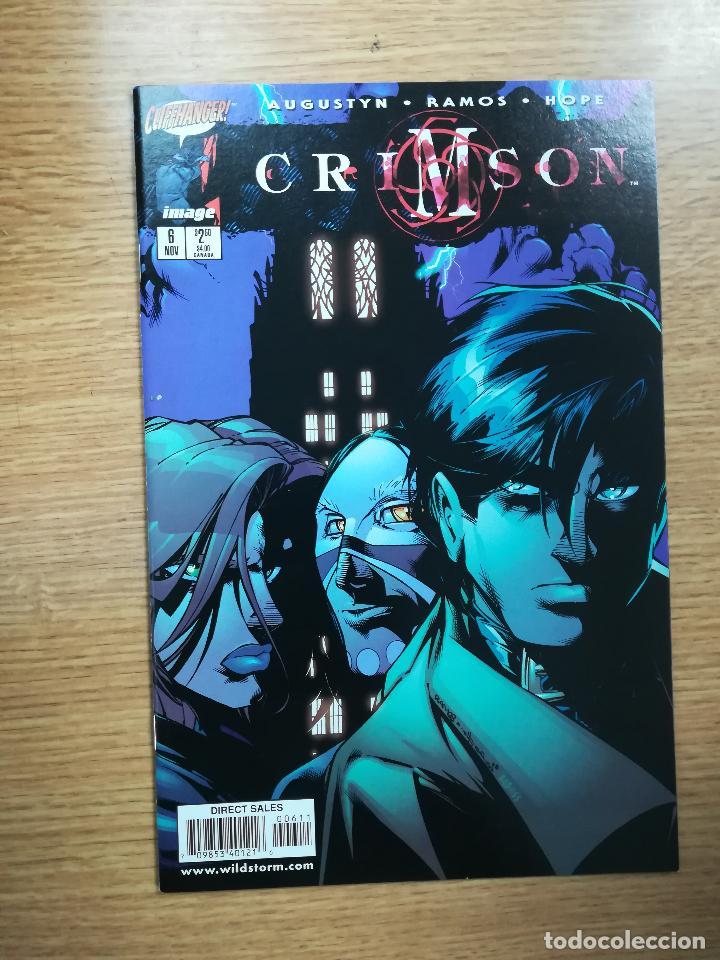 CRIMSON #1998) #6 (Tebeos y Comics - Comics Lengua Extranjera - Comics USA)