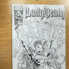 Cómics: LADY DEATH (1998) #5. Lote 137974968