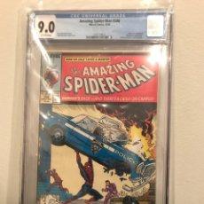Cómics: AMAZING SPIDER-MAN #306 CGC 9.0 COVER SWIPE. Lote 138079941