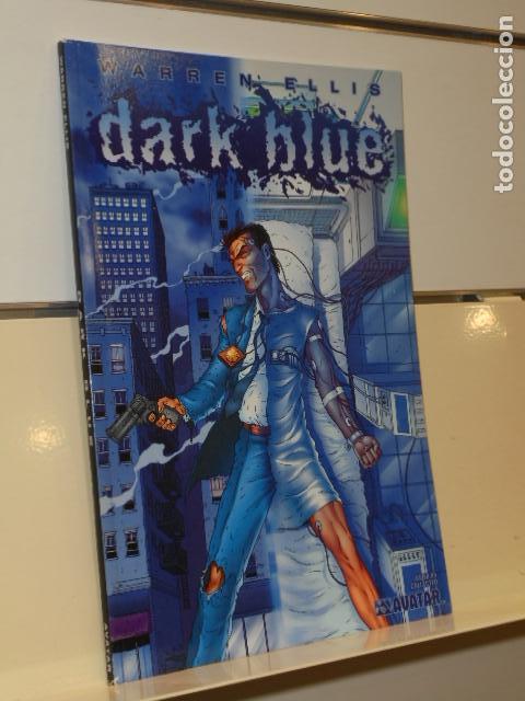 DARK BLUE WARREN ELLIS EN INGLES - AVATAR - (Tebeos y Comics - Comics Lengua Extranjera - Comics USA)