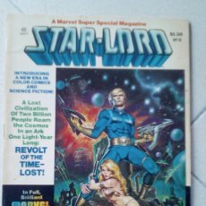 Cómics: STAR-LORD MARVEL SUPER SPECIAL 10. Lote 138537422