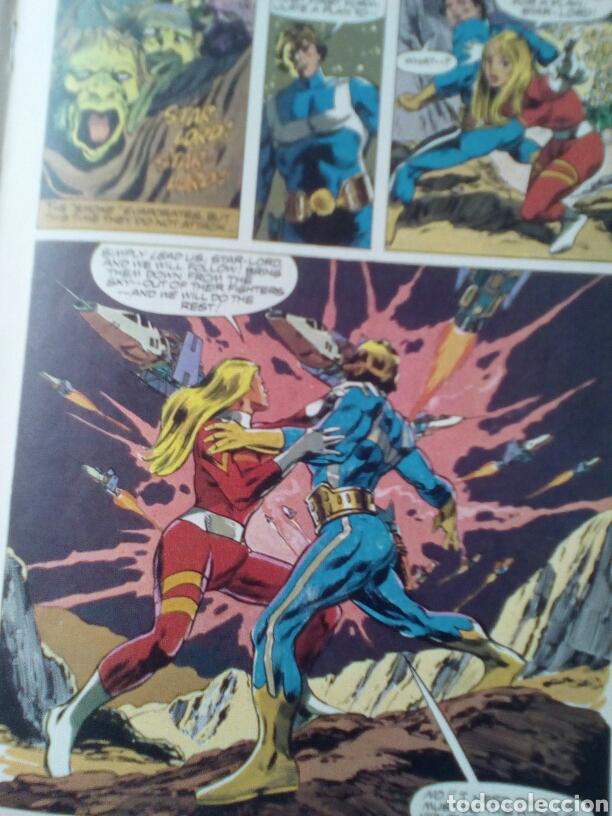 Cómics: Star-Lord Marvel Super Special 10 - Foto 4 - 138537422