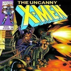 Cómics: UNCANNY X-MEN # 358 VF COVER BY CHRIS BACHALO AND TIM TOWNSEND.. Lote 138782698