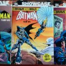 Cómics: SHOWCASE THE BRAVE AND THE BOLD. COMPLETA. 1 AL 3. Lote 138958154