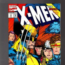 Comics : X-MEN 11 - MARVEL 1991 VFN/NM JIM LEE. Lote 193429253