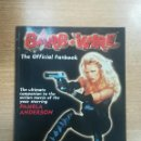Cómics: BARB WIRE THE OFFICIAL FANBOOK (BOXTREE). Lote 139139020