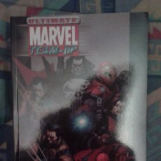 Cómics: ULTIMATE MARVEL TEAM UP: ULTIMATE COLLECTION: SPIDERMAN: BILL SIENKIEWICZ, ETC: MARVEL COMICS. Lote 35788635