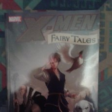 Cómics: X-MEN: FAIRY TALES: COMPLETA EN 1 TOMO: BILL SIENKIEWICZ Y OTROS: MARVEL COMICS. Lote 39065774