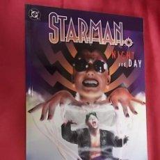 Cómics: STARMAN NIGHT AND DAY. JAMES ROBINSON. TONY HARRIS. DC. EN INGLES. Lote 139246738