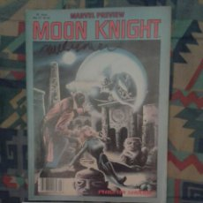 Cómics: MARVEL PREVIEW: MOON KNIGHT: FIRMADO POR BILL SIENKIEWICZ.. Lote 139338869