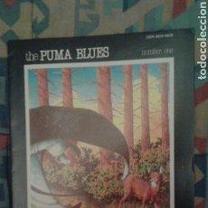 Cómics: PUMA BLUES: Nº 1: MICHAEL ZULLI. Lote 39065498