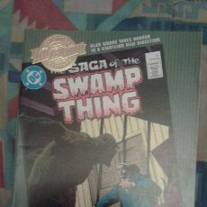 Cómics: MILLENIUM EDITION: THE SAGA OF THE SWAMP THING Nº 21: ALAN MOORE. Lote 59945475