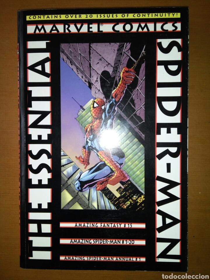 ESSENTIAL THE AMAZING SPIDERMAN 1 (Tebeos y Comics - Comics Lengua Extranjera - Comics USA)
