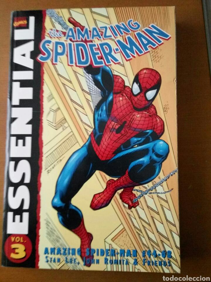ESSENTIAL THE AMAZING SPIDERMAN 5 (Tebeos y Comics - Comics Lengua Extranjera - Comics USA)