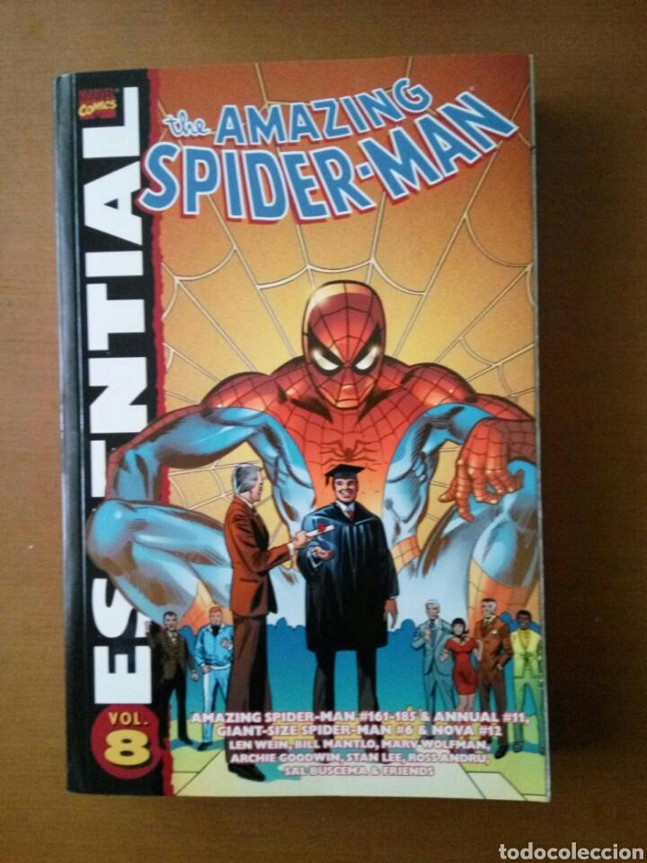 ESSENTIAL THE AMAZING SPIDERMAN 8 (Tebeos y Comics - Comics Lengua Extranjera - Comics USA)