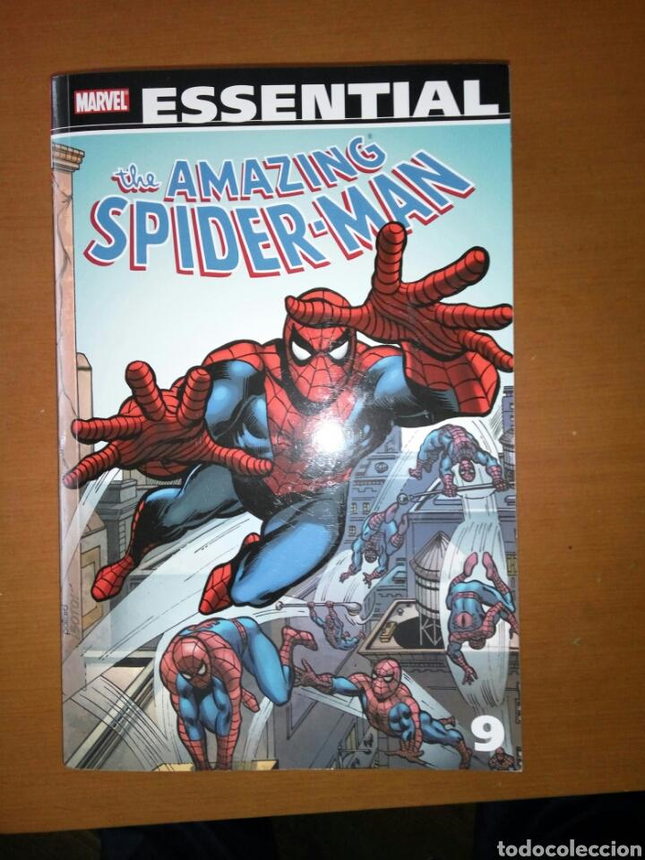 ESSENTIAL THE AMAZING SPIDERMAN 9 (Tebeos y Comics - Comics Lengua Extranjera - Comics USA)