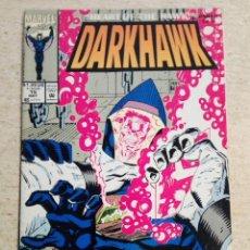 Cómics: DARKHAWK NÚM. 15. Lote 139888002