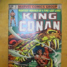 Cómics: COMIC USA - KING CONAN - Nº 10 - MARVEL COMICS GROUP. Lote 139892258
