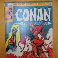Cómics: COMIC USA - CONAN - Nº 123 - MARVEL COMICS GROUP. Lote 139893222