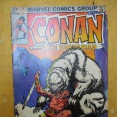 Cómics: COMIC USA - CONAN - Nº 127 - MARVEL COMICS GROUP. Lote 139893310