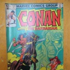 Cómics: COMIC USA - CONAN - Nº 133 - MARVEL COMICS GROUP. Lote 139893382