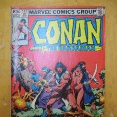 Cómics: COMIC USA - CONAN - Nº 141 - MARVEL COMICS GROUP. Lote 139893458