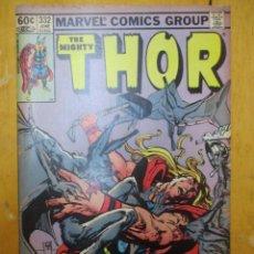 Cómics: COMIC USA - THE MIGHTY THOR - Nº 332 - MARVEL COMICS GROUP. Lote 139951254