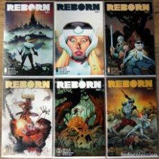 Cómics: CÓMICS USA REBORN. Lote 139971082