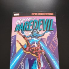 Cómics: DAREDEVIL EPIC COLLECTION - BROTHER TAKE MY HAND - STAN LEE - GENE COLAN. Lote 140145298