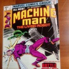 Cómics: MACHINE MAN #11 .1979.ESTADO VFINE.DITKO.. Lote 140220002