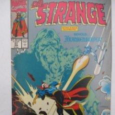 Cómics: DR.STRANGE - DOCTOR EXTRAÑO - MARVEL COMICS USA - NUMERO 37. Lote 140245486