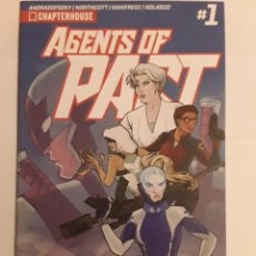 Cómics: AGENTS OF PACT-CHAPTER ONE -CHAPTERHOUSE-INGLES-2017. Lote 140414454