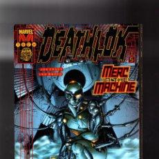 Cómics: DEATHLOK 5 - MARVEL 1999 VFN. Lote 140500278