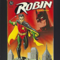 Cómics: US DC: ROBIN A HERO REBORN (1991) DC - TPB, TIM DRAKE, GRANT/DIXON/BREYFOGLE,. Lote 140569190