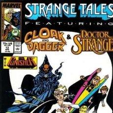 Cómics: STRANGE TALES (1987 SERIES) #13 MARVEL COMICS.. Lote 140672210