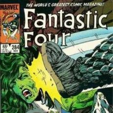 Cómics: FANTASTIC FOUR (1961 SERIES) #284 . MARVEL COMICS. BYRNE.. Lote 140674714