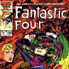Fumetti: FANTASTIC FOUR (1961 SERIES) #290 . MARVEL COMICS. BYRNE.. Lote 140674946