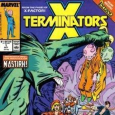 Cómics: US MARVEL: X-TERMINATORS #1. MARVEL COMICS. Lote 140679074