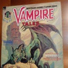 Cómics: VAMPIRE TALES 2 .PORTADA DE JAD.VG. Lote 140803270