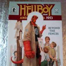 Cómics: HELLBOY AND THE BPRD 1953 Nº 1-DARK HORSE COMIC -INGLES-2016-RARO. Lote 140858426