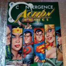 Cómics: ACTION COMIC CONVERGENCE Nº1 DC COMIC -INGLES-2015. Lote 140864538