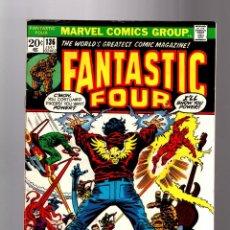 Cómics: FANTASTIC FOUR 136 - MARVEL 1973 FN+ / JOHN BUSCEMA. Lote 194515203