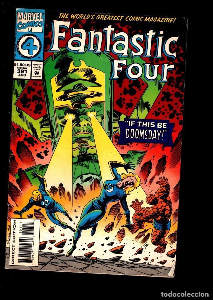 Fantastic Four 391 Marvel 1994 Vg Galactus Comprar Comics Usa
