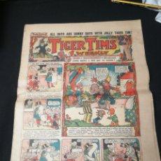 Cómics: COMICS TIGER TIMS. Lote 141905437